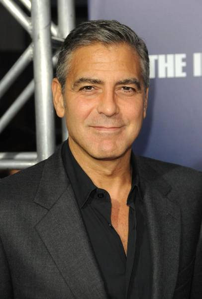 Ampa Wall Art - Photograph - George Clooney At Arrivals For The Ides by Everett
