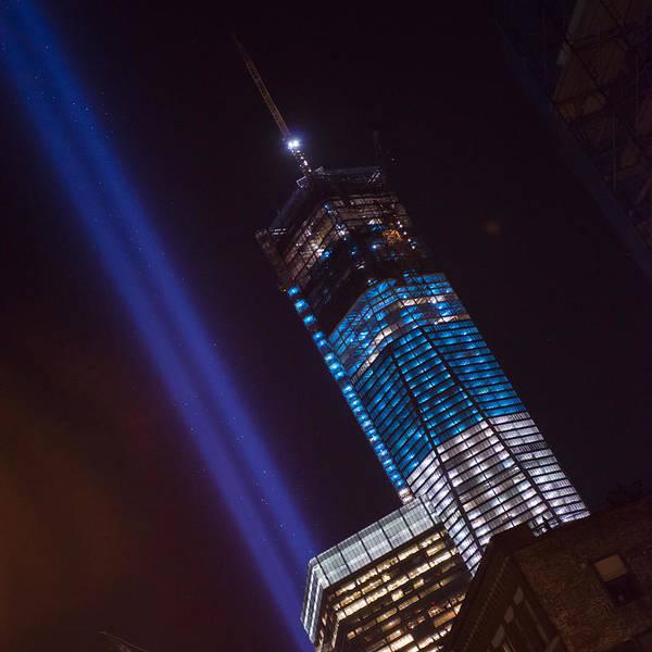 Photograph - Ground Zero Freedom Tower by Theodore Jones