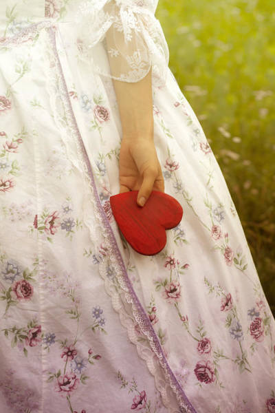 Jane Austen Wall Art - Photograph - Heart by Joana Kruse