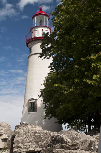 Photograph - Marblehead Lighthouse by At Lands End Photography