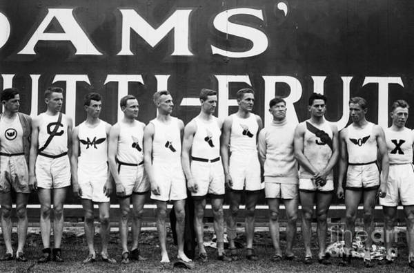 Photograph - Olympic Games, 1912 by Granger