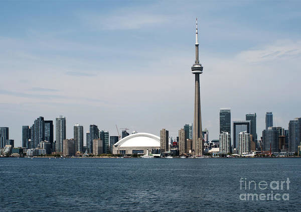 Wall Art - Photograph - Toronto Skyline by Blink Images