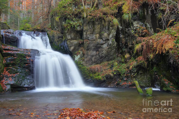 Wall Art - Photograph - Waterfall by Michal Boubin