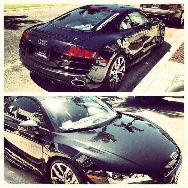 Audi Photograph - Instagram Photo by Xander N