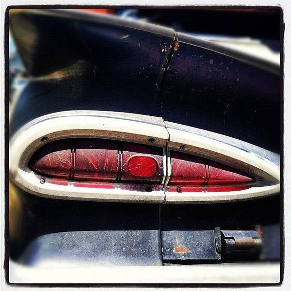 Autos Photograph - 59 El Camino by Gwyn Newcombe