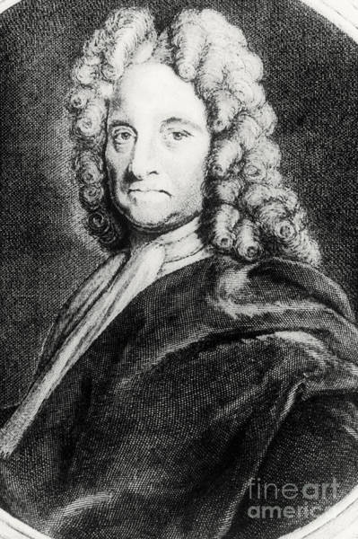 Diving Bell Photograph - Edmond Halley, English Polymath by Science Source