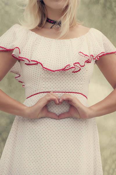 Forming Wall Art - Photograph - Heart by Joana Kruse