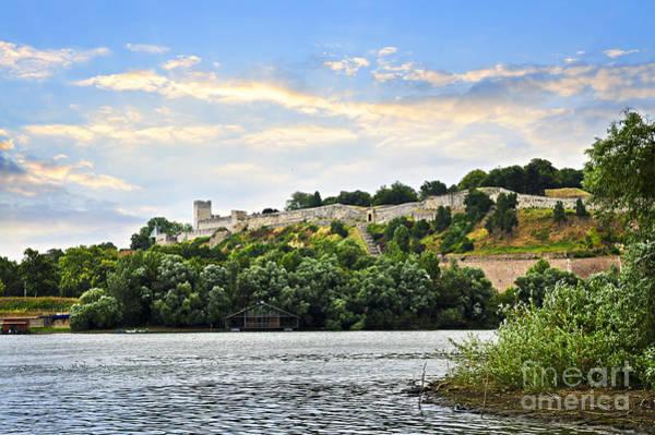 Photograph - Kalemegdan Fortress In Belgrade by Elena Elisseeva