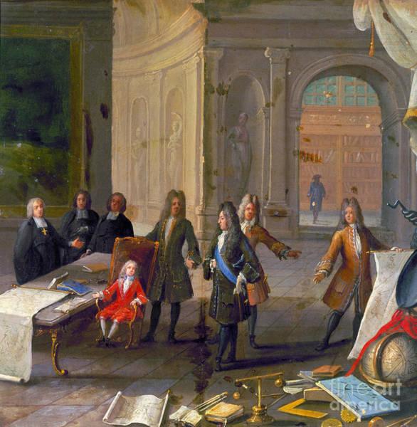 Photograph - Louis Xv (1710-1774) by Granger