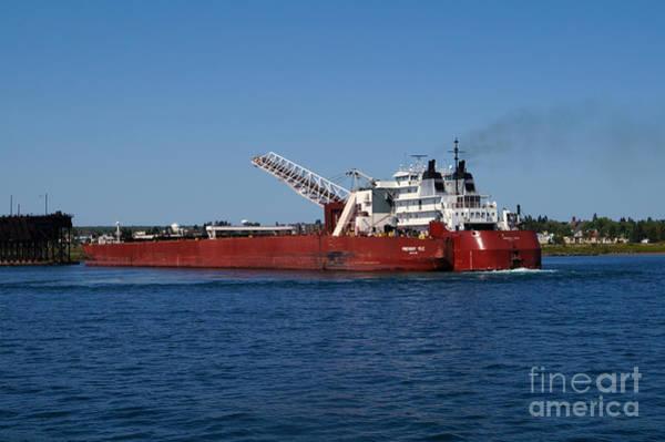 Wall Art - Photograph - Presque Isle Ship by Lori Tordsen
