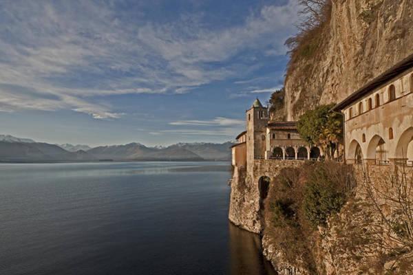 Hermitage Photograph - Santa Catarina Del Sasso by Joana Kruse