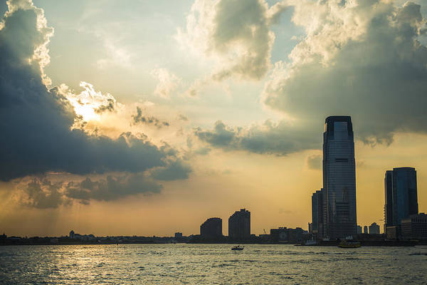Photograph - View From Battery Park City by Theodore Jones