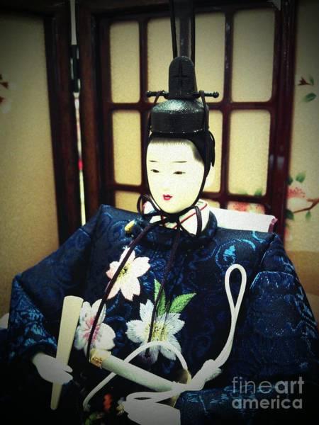 Photograph - Hina Doll by Eena Bo