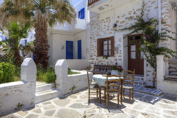 Fishing Village Photograph - Paros - Cyclades - Greece by Joana Kruse