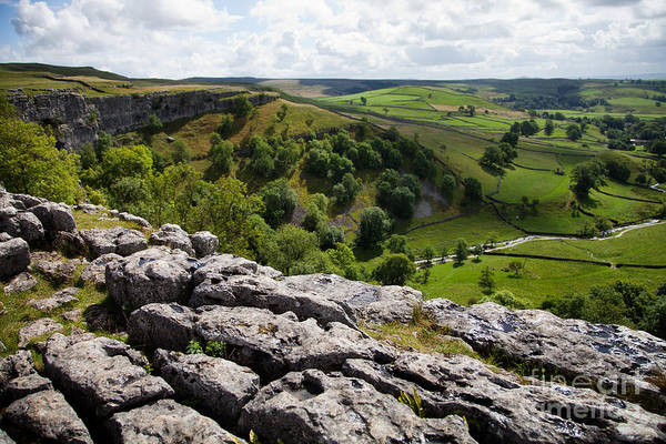 Wall Art - Photograph - Yorkshire Dales National Park by Kati Finell