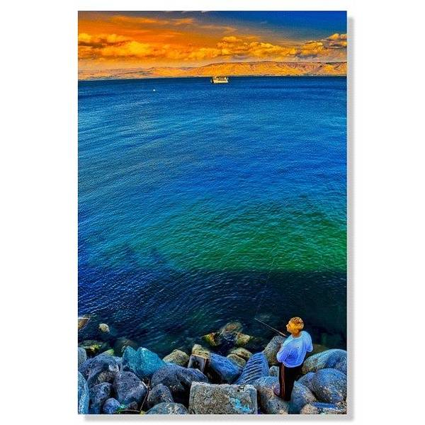Instagram Photo Art Print