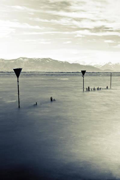 Notice Photograph - Lake Constance by Joana Kruse