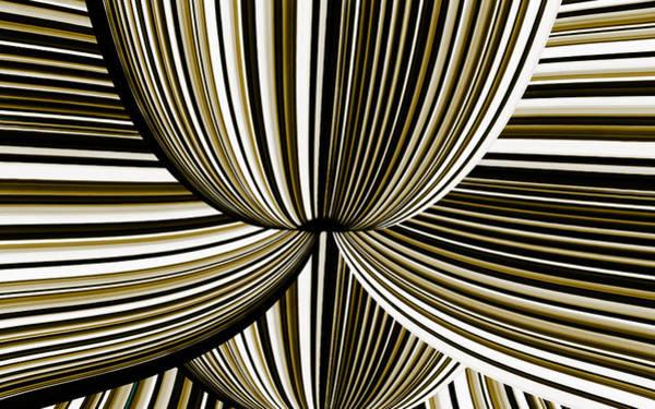 Art Print featuring the digital art Space Invasion by Mihaela Stancu