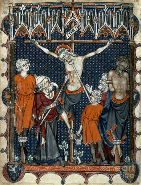 Wall Art - Photograph - The Crucifixion by Granger