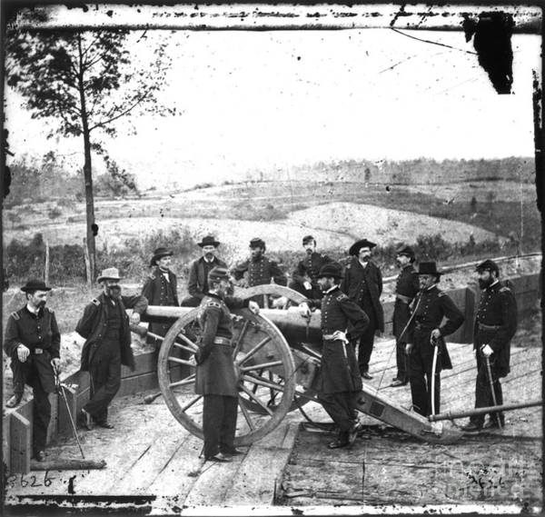 Photograph - William Tecumseh Sherman by Granger
