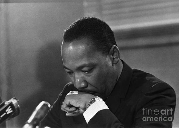 Photograph - Martin Luther King, Jr by Granger