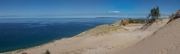 Great Sand Dunes National Park Photograph - Sleeping Bear Dunes Panorama by Twenty Two North Photography