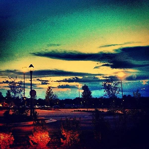 Iphoneography Wall Art - Photograph - Instagram Photo by Katie Williams