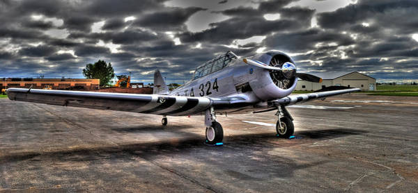 Harvard Propeller Photograph - A Blast From The Past by Aaron Cooke