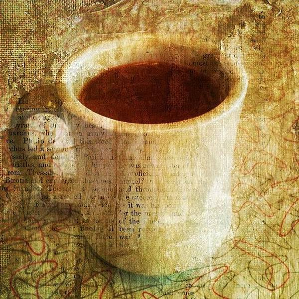 Wall Art - Photograph - A Cup Of Joe by Bill Cannon