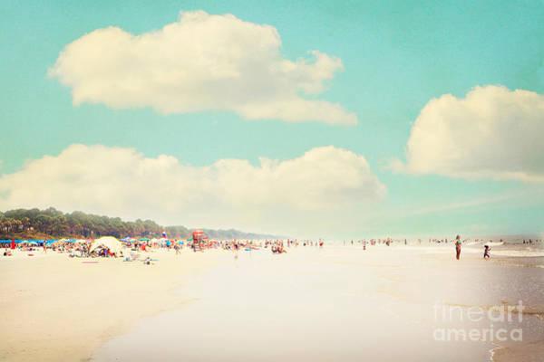 Hilton Head Island Photograph - A Day At The Beach by Kim Fearheiley