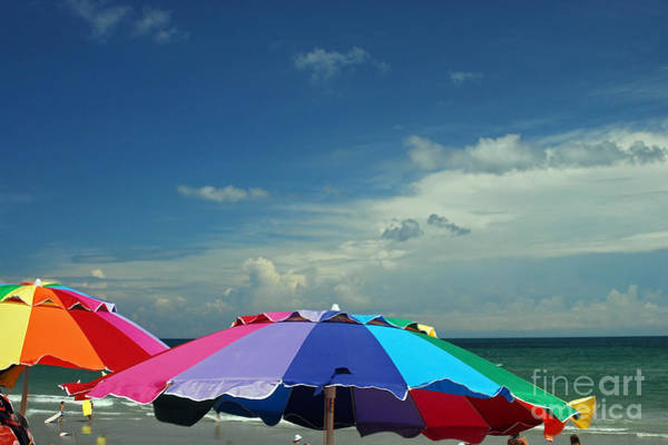 Photograph - A Day At The Beach by Richard Nickson