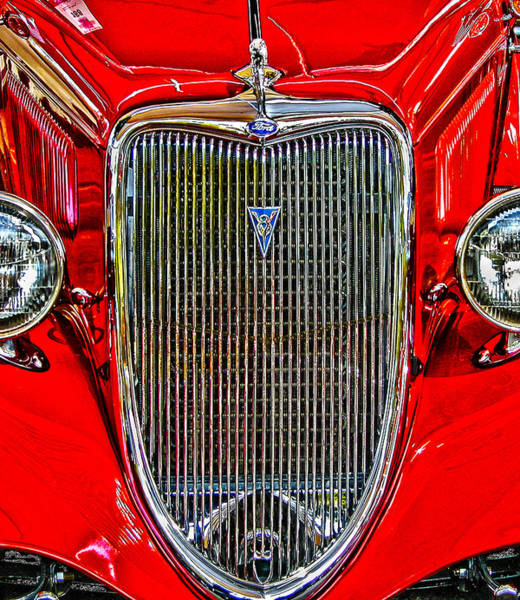 Wall Art - Photograph - A Great V8 by Bill Robinson