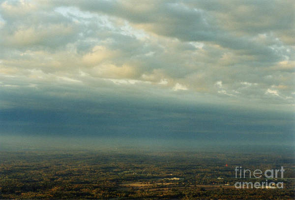 Photograph - A Majestic Birds Eye View by Tom Luca