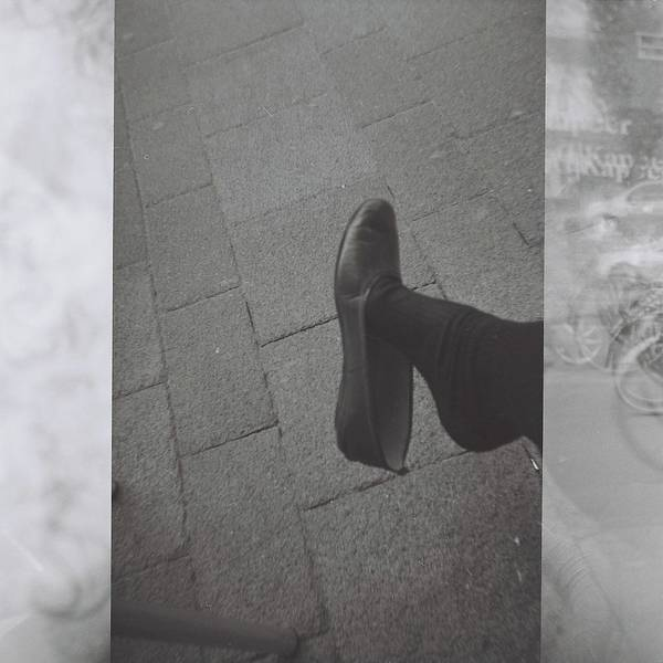 Wall Art - Photograph - A Moroccan Shoe In Amsterdam by Rika Maja Duevel