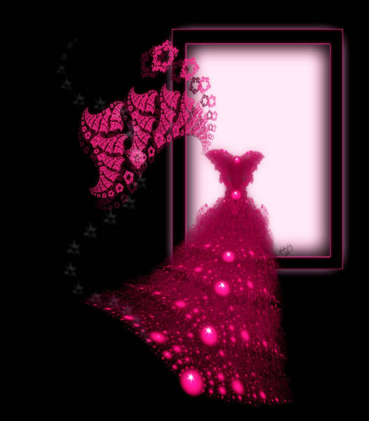 Digital Art - A Night To Remember by Karla White