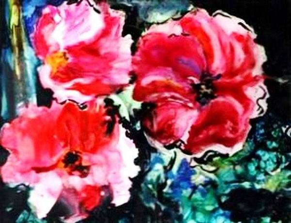 Painting - A Splash Of Colour by Sue Nelson