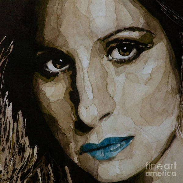 Icon Painting - A Star Is Born by Paul Lovering