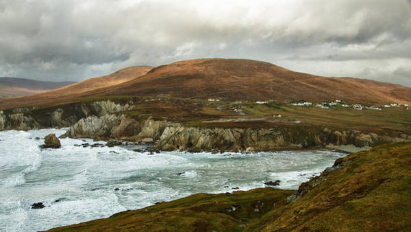 Photograph - A Stormy Day On Achill Island by Trever Miller