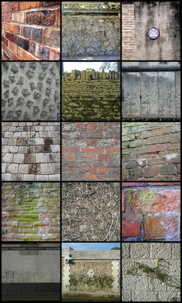 Photograph - A Wall Of Walls by Roberto Alamino