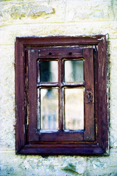 Photograph - A Window Song by Emanuel Tanjala