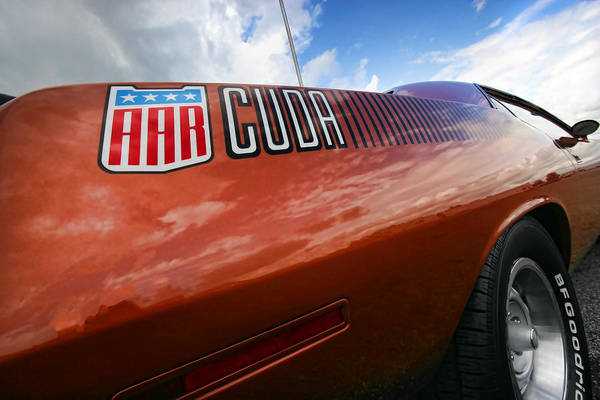 426 Photograph - Aar Cuda by Gordon Dean II