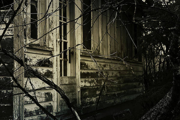 Photograph - Abandoned Farm House 2 by Scott Hovind