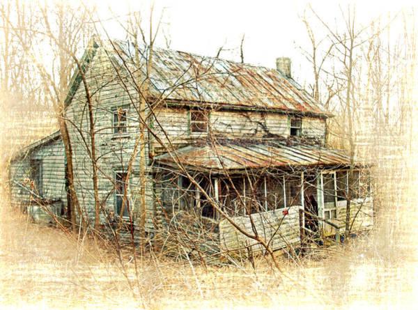 Rockbridge County Photograph - Abandoned by Kathy Jennings