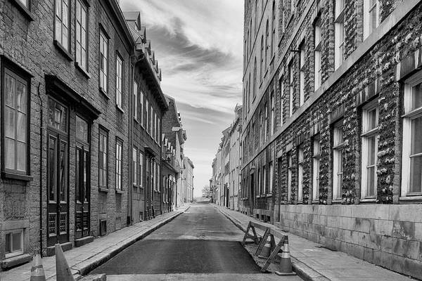 Wall Art - Photograph - Abandoned Street by Eunice Gibb