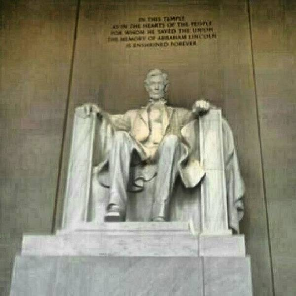 Wall Art - Photograph - Abraham Lincoln by Stacy C Bottoms