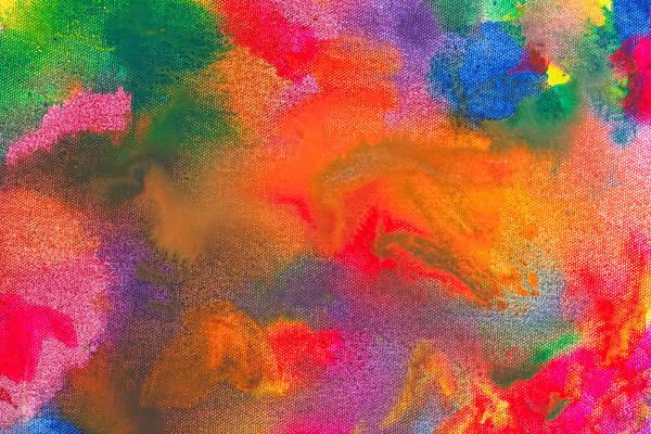 Photograph - Abstract - Crayon - Melody by Mike Savad