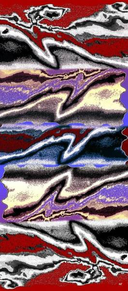 Amalgamation Digital Art - Abstract Fusion 101 by Will Borden