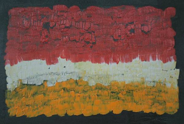 James Johnson Wall Art - Painting - Abstract Number 6 by James Johnson