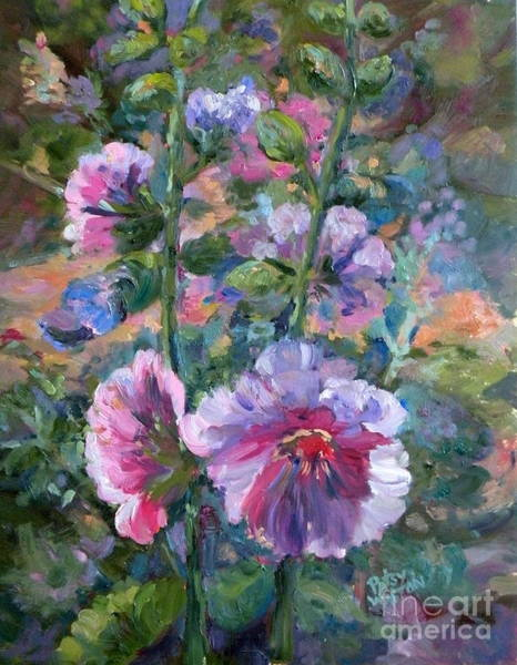 Painting - Abundance by Patsy Walton