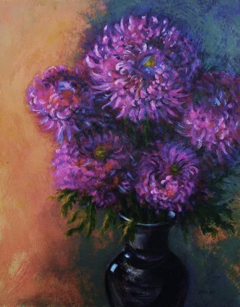 Painting - Abundance by Peggy Wrobleski